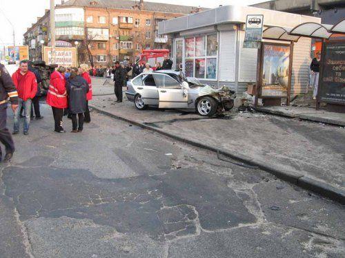 Молодой «гонщик» погиб, водитель маршрутки в шоке  - фото 6