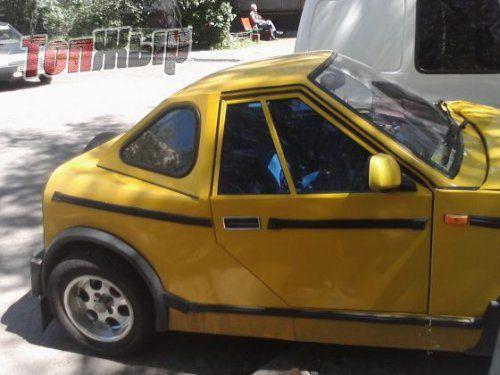 ВАЗовский мираж: неопознанный ездиющий объект - фото 4