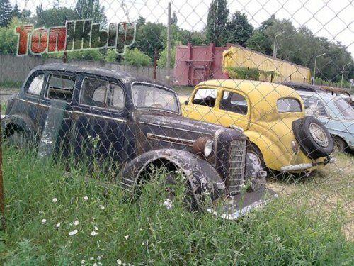Обратная сторона медали: свалка раритетов в Киеве - фото 4