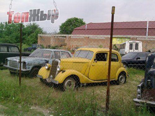 Обратная сторона медали: свалка раритетов в Киеве - фото 8