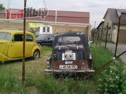 Обратная сторона медали: свалка раритетов в Киеве - фото 6