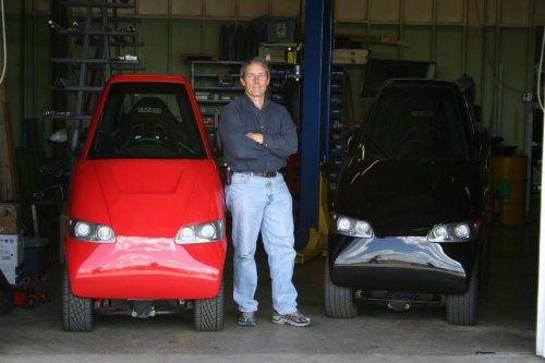 Супербыстрый электромобиль Tango T600 - фото 10
