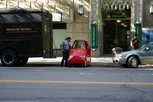 Супербыстрый электромобиль Tango T600 - фото 6
