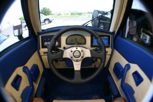 Супербыстрый электромобиль Tango T600 - фото 5