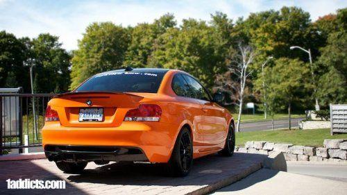 Купе BMW 135i и 450 «лошадок»  - фото 3