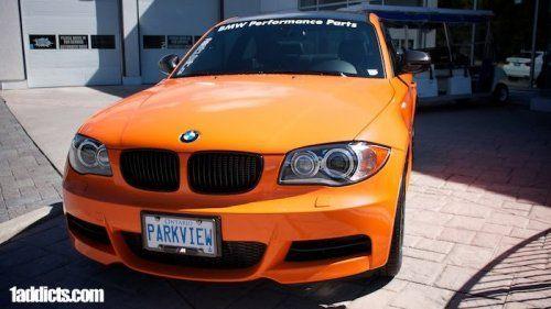 Купе BMW 135i и 450 «лошадок»  - фото 17