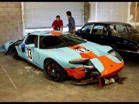 И вот снова: тюнер взял на тест-драйв клиентский Ford GT Twinturbo! - фото 1