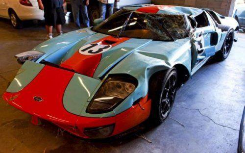 И вот снова: тюнер взял на тест-драйв клиентский Ford GT Twinturbo! - фото 4