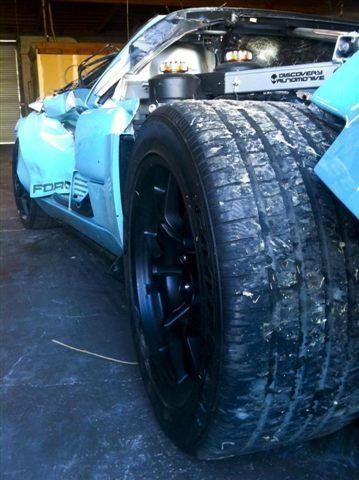 И вот снова: тюнер взял на тест-драйв клиентский Ford GT Twinturbo! - фото 3