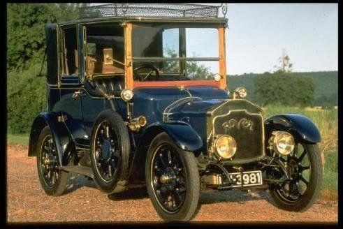Старинные авто - фото 5