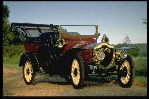 Старинные авто - фото 12