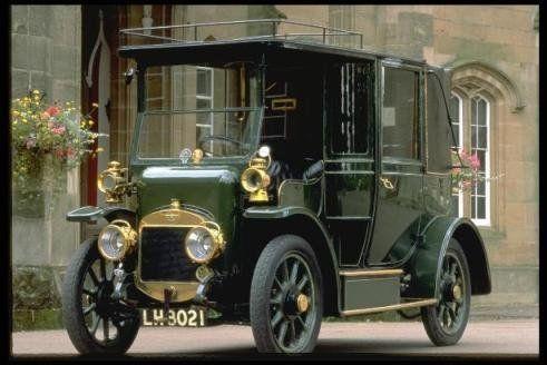 Старинные авто - фото 9
