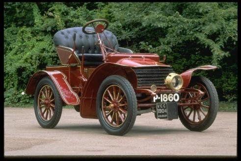 Старинные авто - фото 4