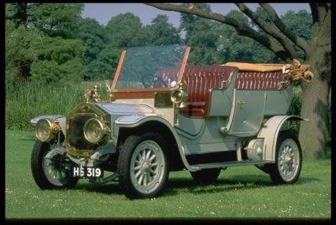 Старинные авто - фото 6
