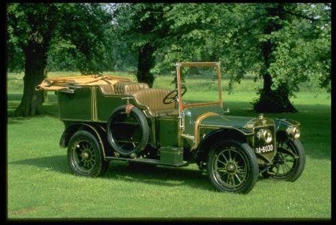 Старинные авто - фото 3