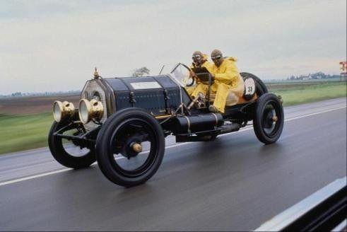 Старинные авто - фото 8