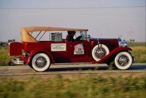 Старинные авто - фото 2