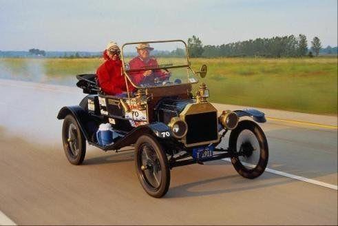 Старинные авто - фото 10