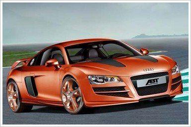 Audi R8 стала мощнее - фото 1