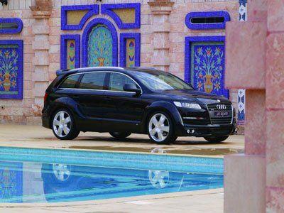 Audi Q7 и Je Design - отличное сочетание - фото 9