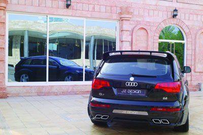 Audi Q7 и Je Design - отличное сочетание - фото 6