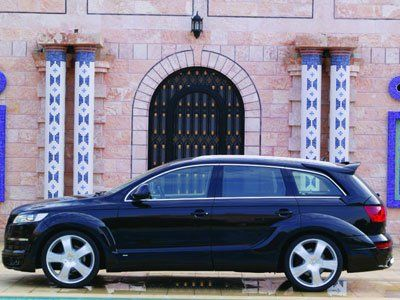 Audi Q7 и Je Design - отличное сочетание - фото 8