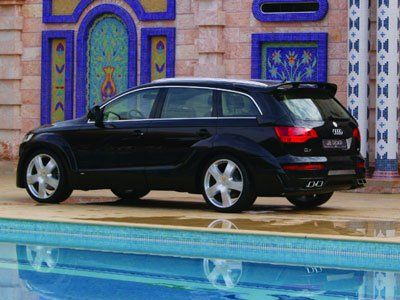 Audi Q7 и Je Design - отличное сочетание - фото 3