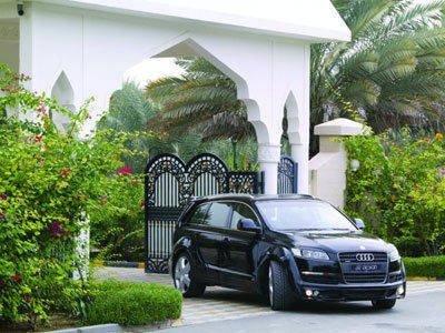 Audi Q7 и Je Design - отличное сочетание - фото 1
