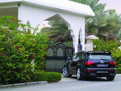 Audi Q7 и Je Design - отличное сочетание - фото 7