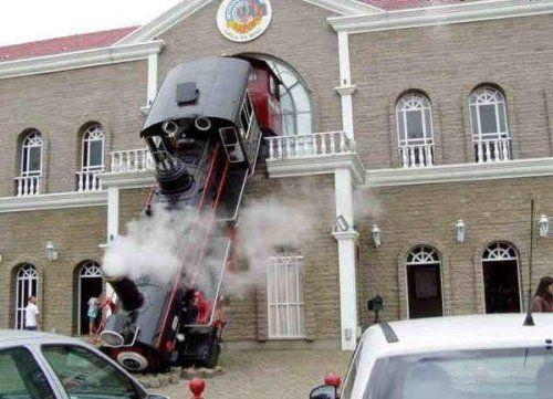 Необычные аварии - фото 3