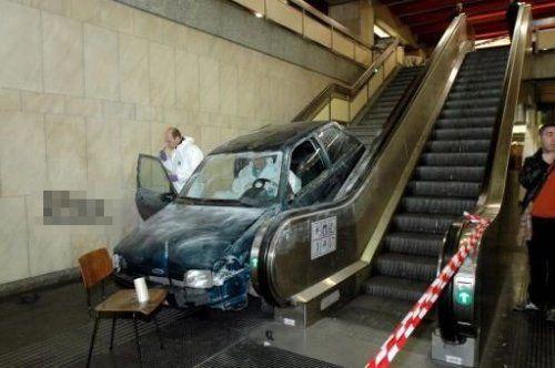 Необычные аварии - фото 5