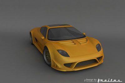 Ещё один «быстрее быстрого» строят Hansen Sportcars - фото 1