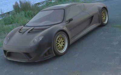 Ещё один «быстрее быстрого» строят Hansen Sportcars - фото 2