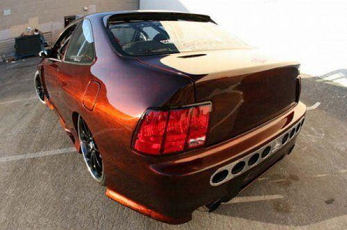 Выставлена на продажу BMW с колонками и монитором под… капотом! - фото 4