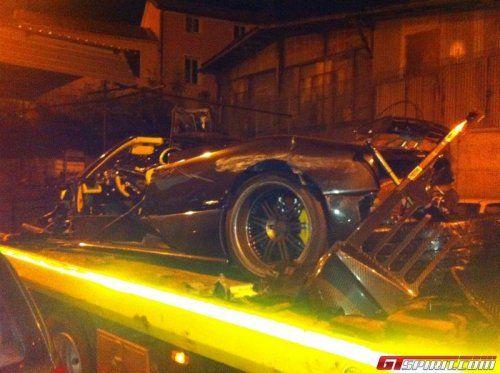 Авария на миллион Евро! - фото 2