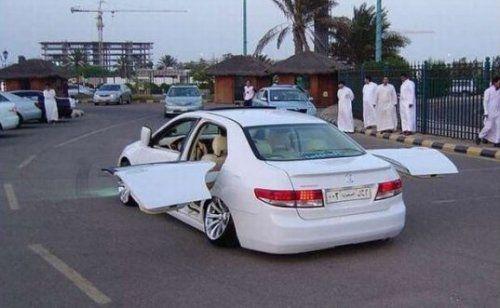 Тюнинг Honda - фото 14