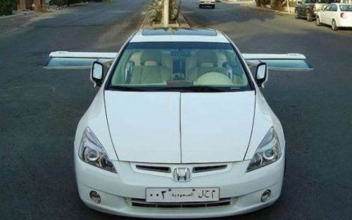 Тюнинг Honda - фото 7