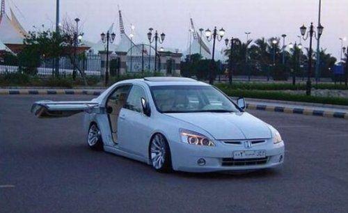 Тюнинг Honda - фото 2