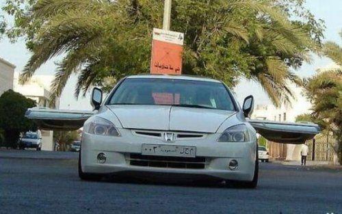 Тюнинг Honda - фото 18
