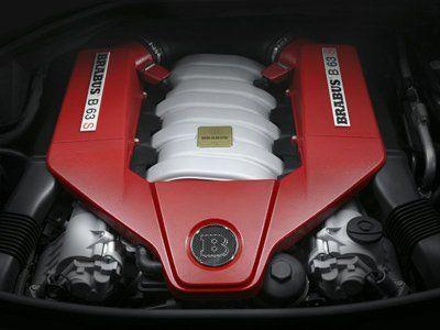 Brabus B63 S - даже AMG можно тюнинговать - фото 2