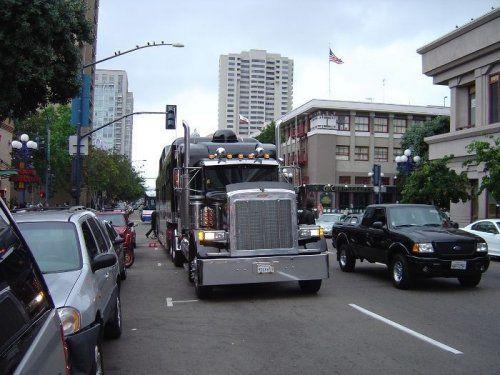 Midnight Rider - самый большой лимузин в мире - фото 7