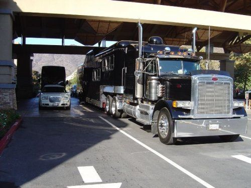 Midnight Rider - самый большой лимузин в мире - фото 6