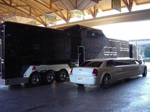 Midnight Rider - самый большой лимузин в мире - фото 5