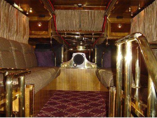 Midnight Rider - самый большой лимузин в мире - фото 2