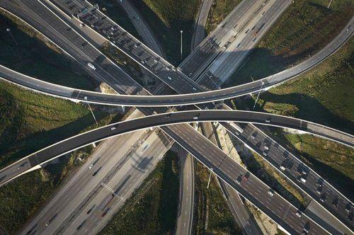 Дорожные развязки в Техасе - фото 6