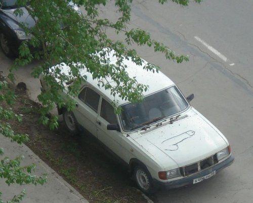 Подборка автомобильных приколов прошедшего года - фото 4