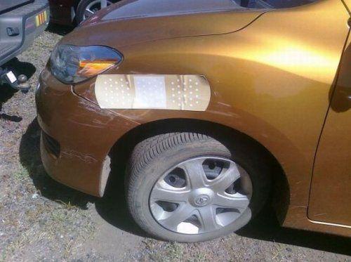 Подборка автомобильных приколов прошедшего года - фото 101