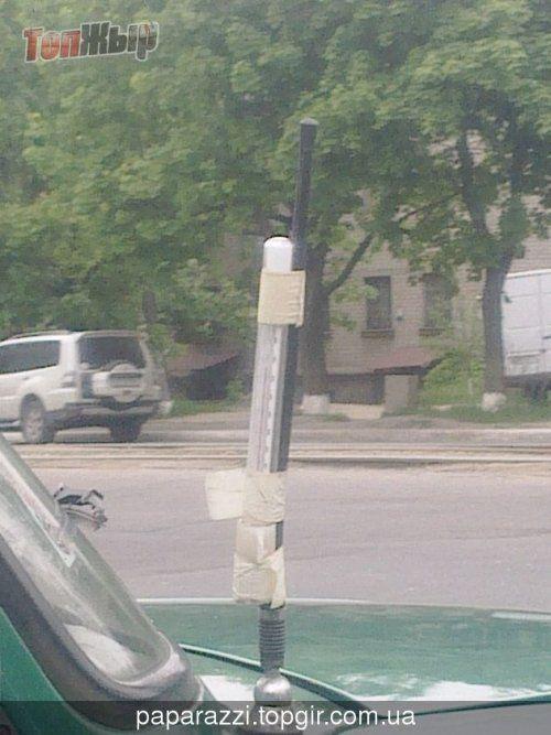 Подборка автомобильных приколов прошедшего года - фото 26