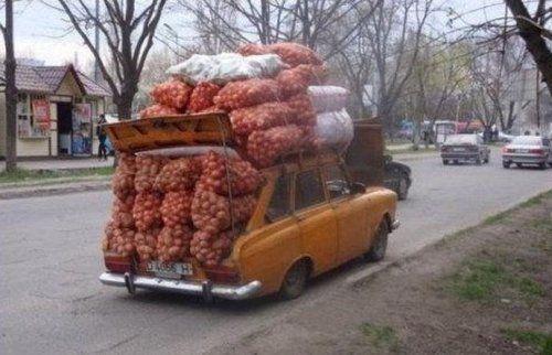 Подборка автомобильных приколов прошедшего года - фото 97