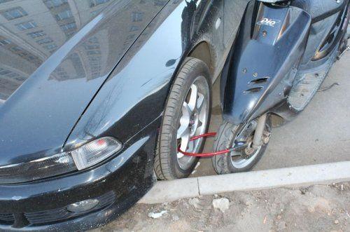 Подборка автомобильных приколов прошедшего года - фото 76